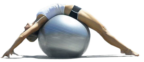 Medicine-Ball-Stretch